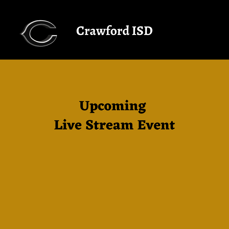 streaming event