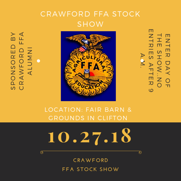 Crawford Stock Show