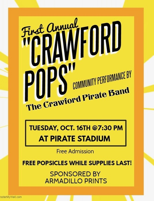 Crawford Pops