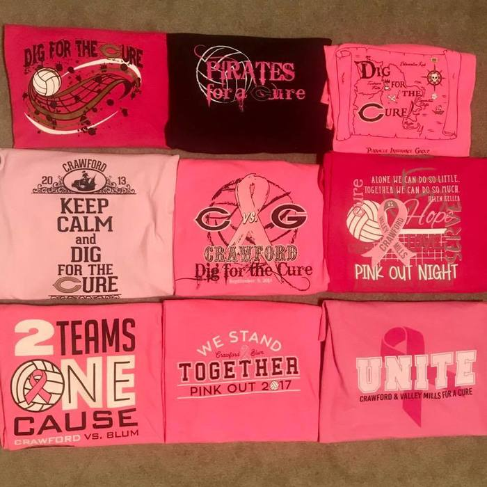 9th Annual Pink Out