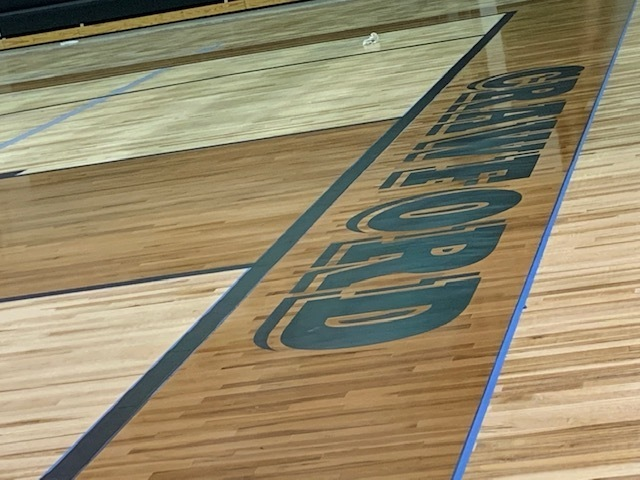 4th pic of new gym floor