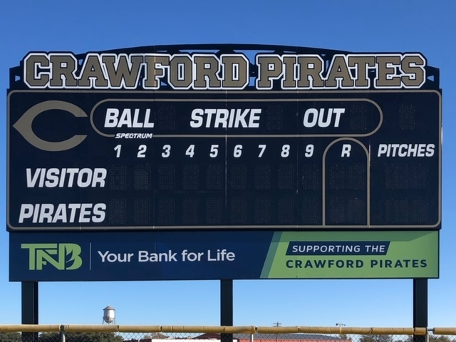Pirate Scoreboard