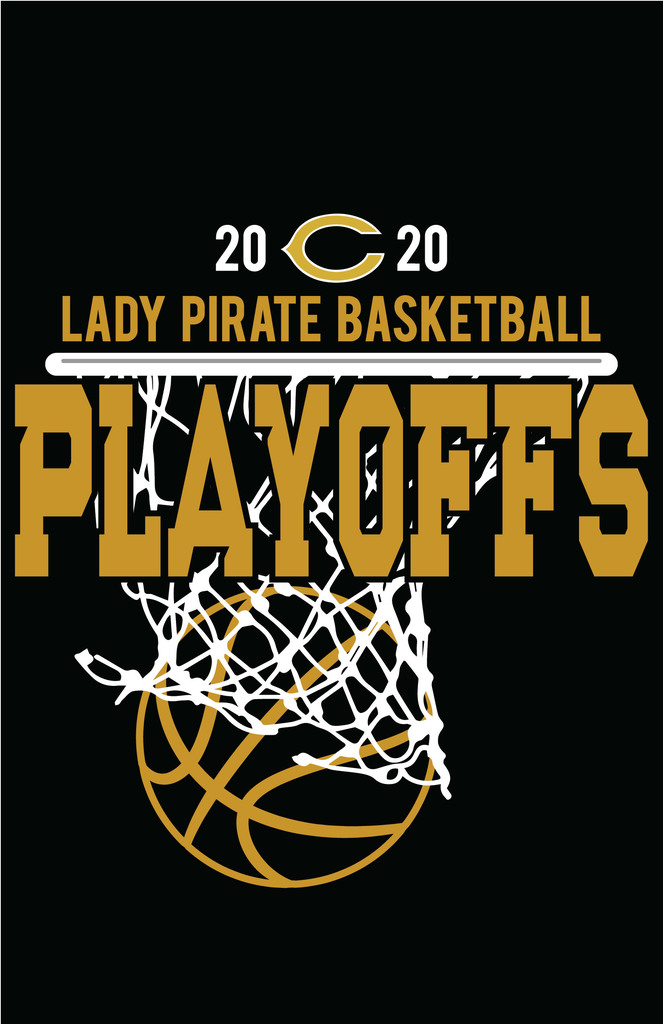 2020 Lady Pirates BBall Playoffs